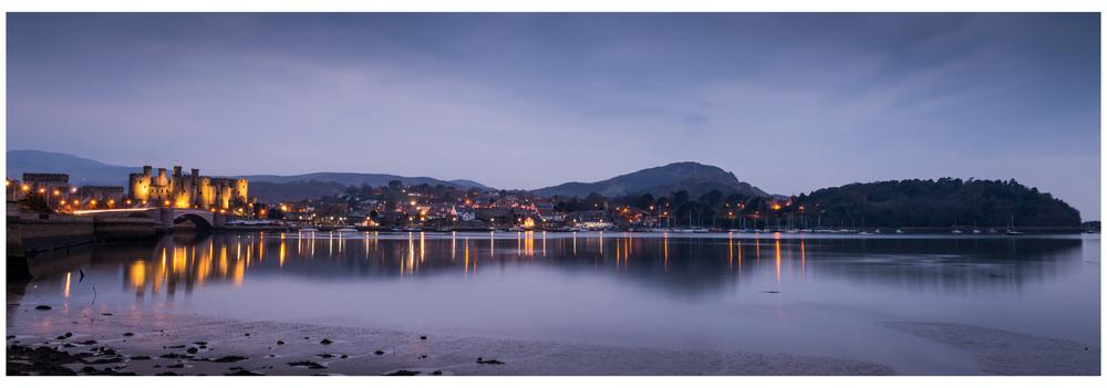 Conwy River & Castle