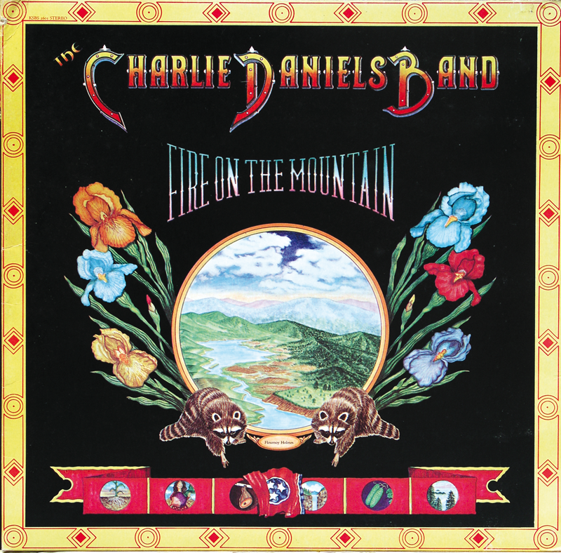 Charlie Daniels Band cover 1974