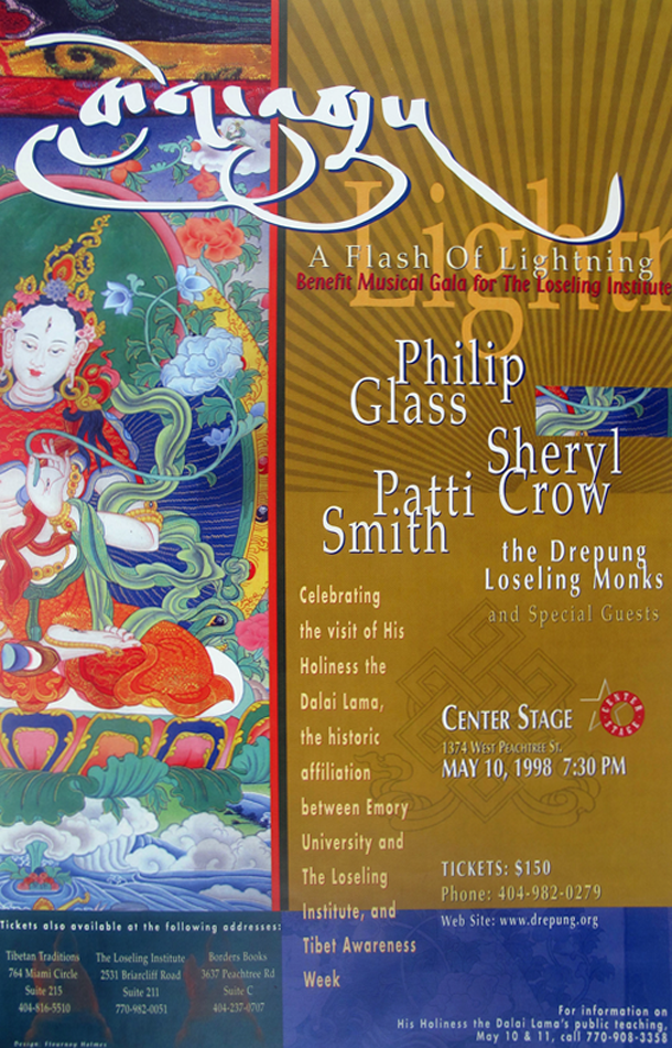 concert poster1998