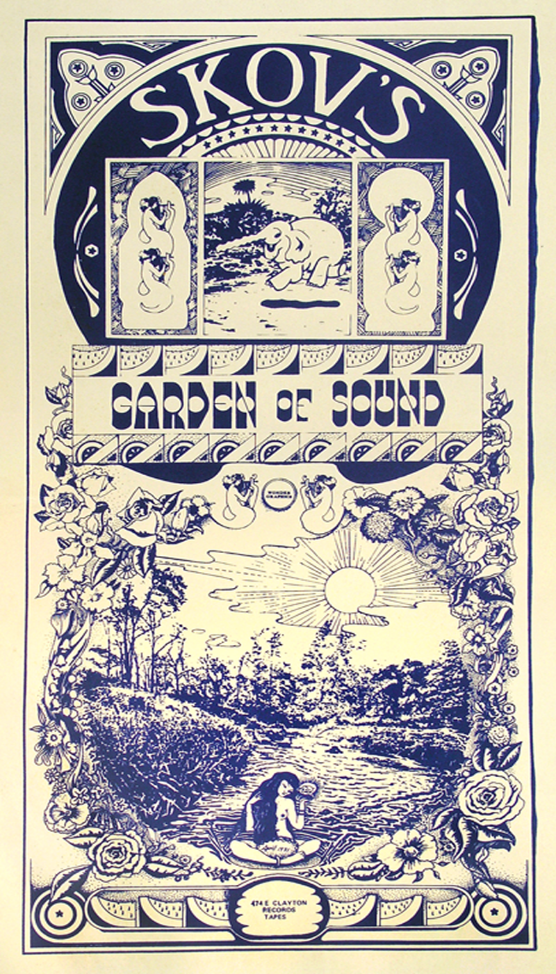 promotional poster 1971