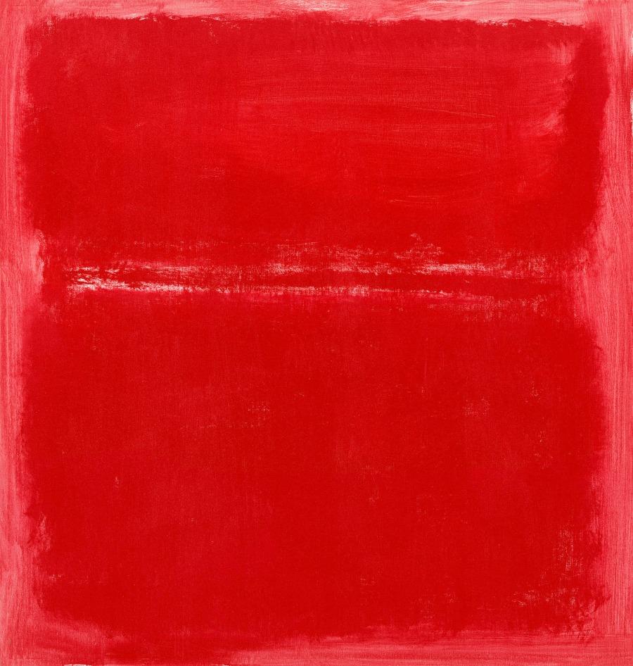 Mark Rothko, Untitled 1970.