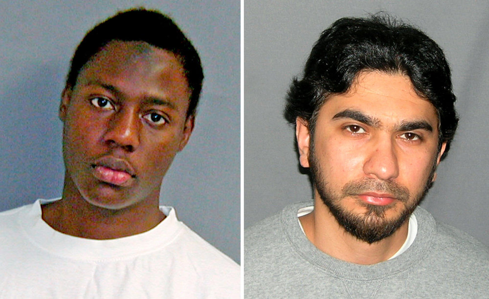 Umar Farouk Abdulmutallab, left, who tried to bomb an airplane, and Faisal Shahzad, who tried to set off a car bomb in Times Square. The attempts prompted more image gathering. CreditReuters; U.S. Marshals Service, via Associated Press