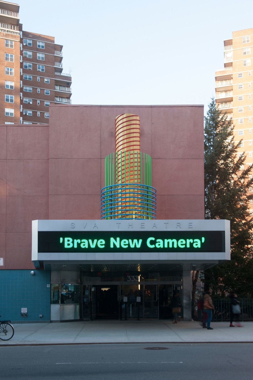 SVA presents Brave New Camera Trailer Premiere and Panel Discussions, March 24th, 2015, NYC ©Stephen Grande Jr.