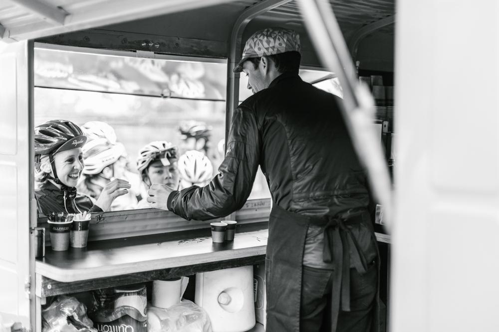 Marnie Hawson Photographer - Rapha Women's 100