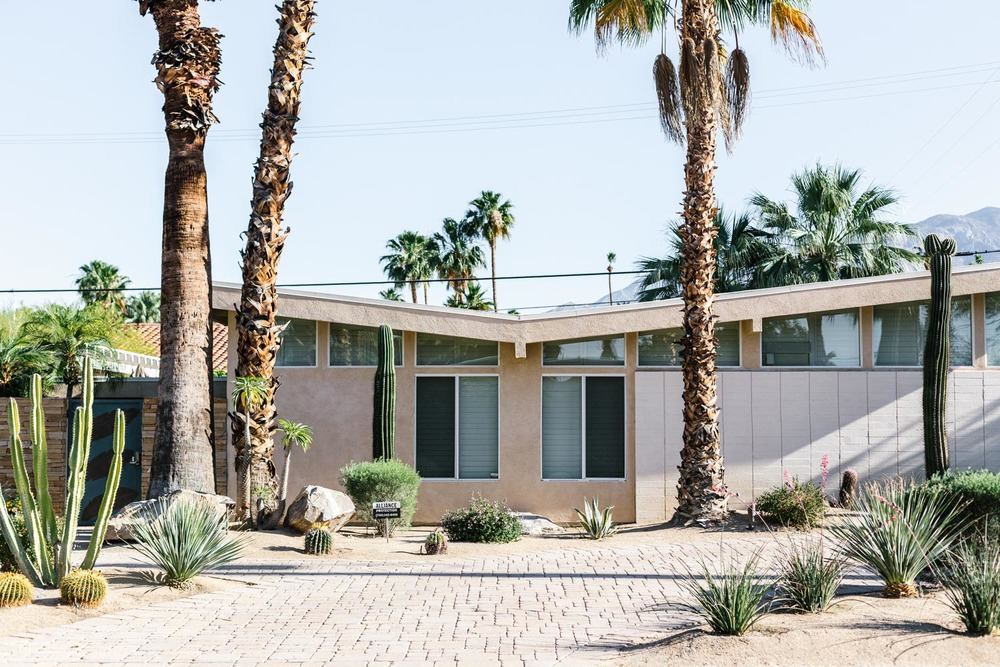 Marnie Hawson - Palm Springs mid century homes