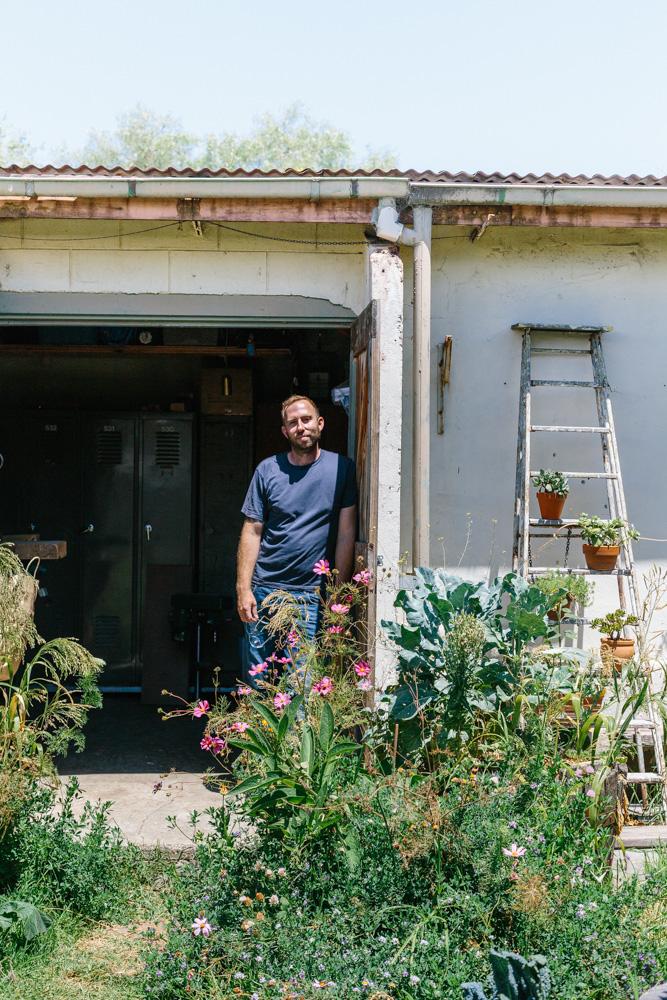 Melbourne lifestyle photographer Marnie Hawson's An Honest Trade project - coppersmithGrafa Garden