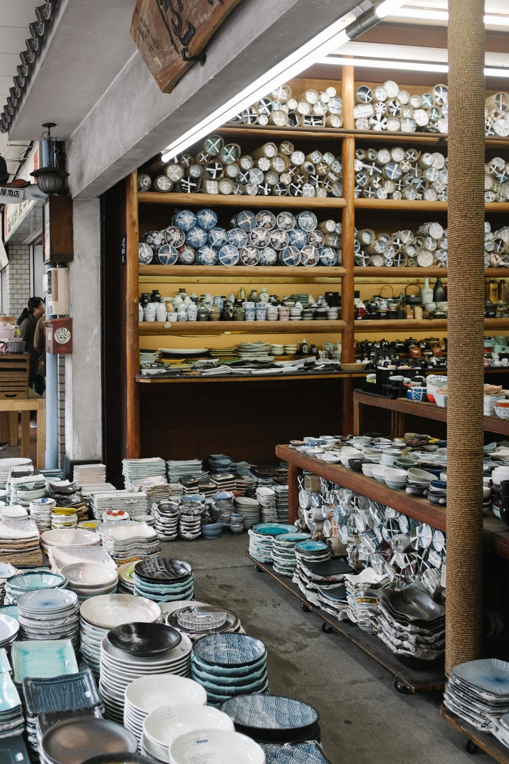Marnie Hawson Melbourne travel   photographer, Japanese pottery