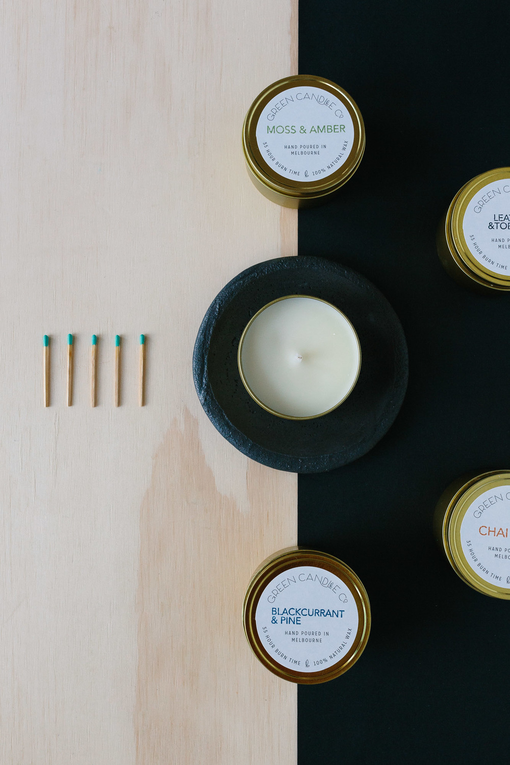 Marnie Hawson for Green Candle Co, Spring 2015