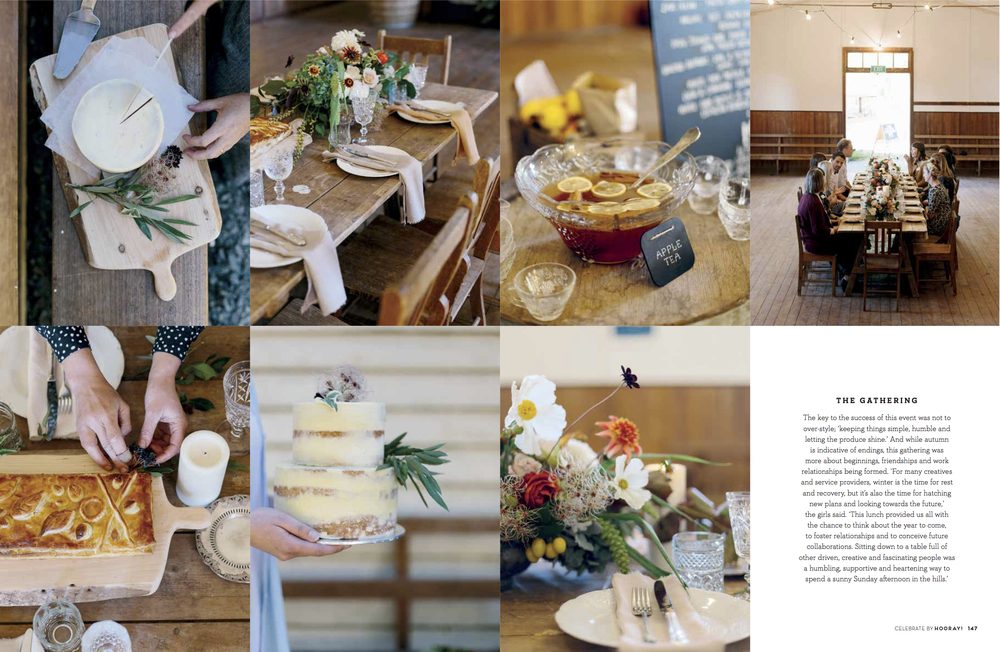 Celebrate by Hooray - A Collective Harvest Gathering