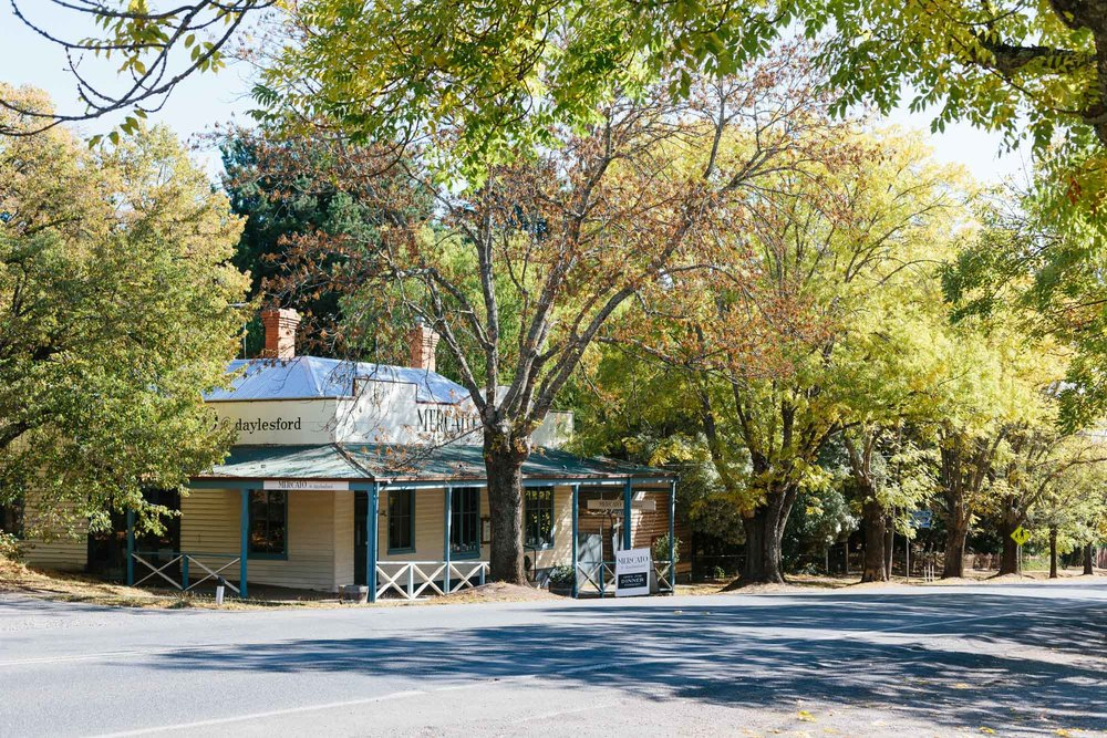 Marnie Hawson for Daylesford & Macedon Ranges Tourism Board, Autumn 2015