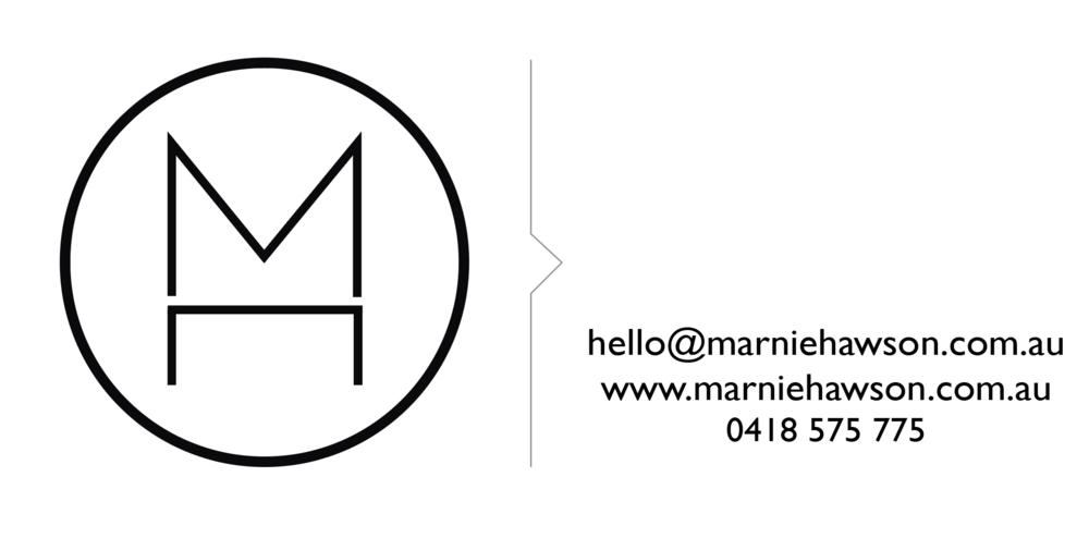 Marnie Hawson email signature