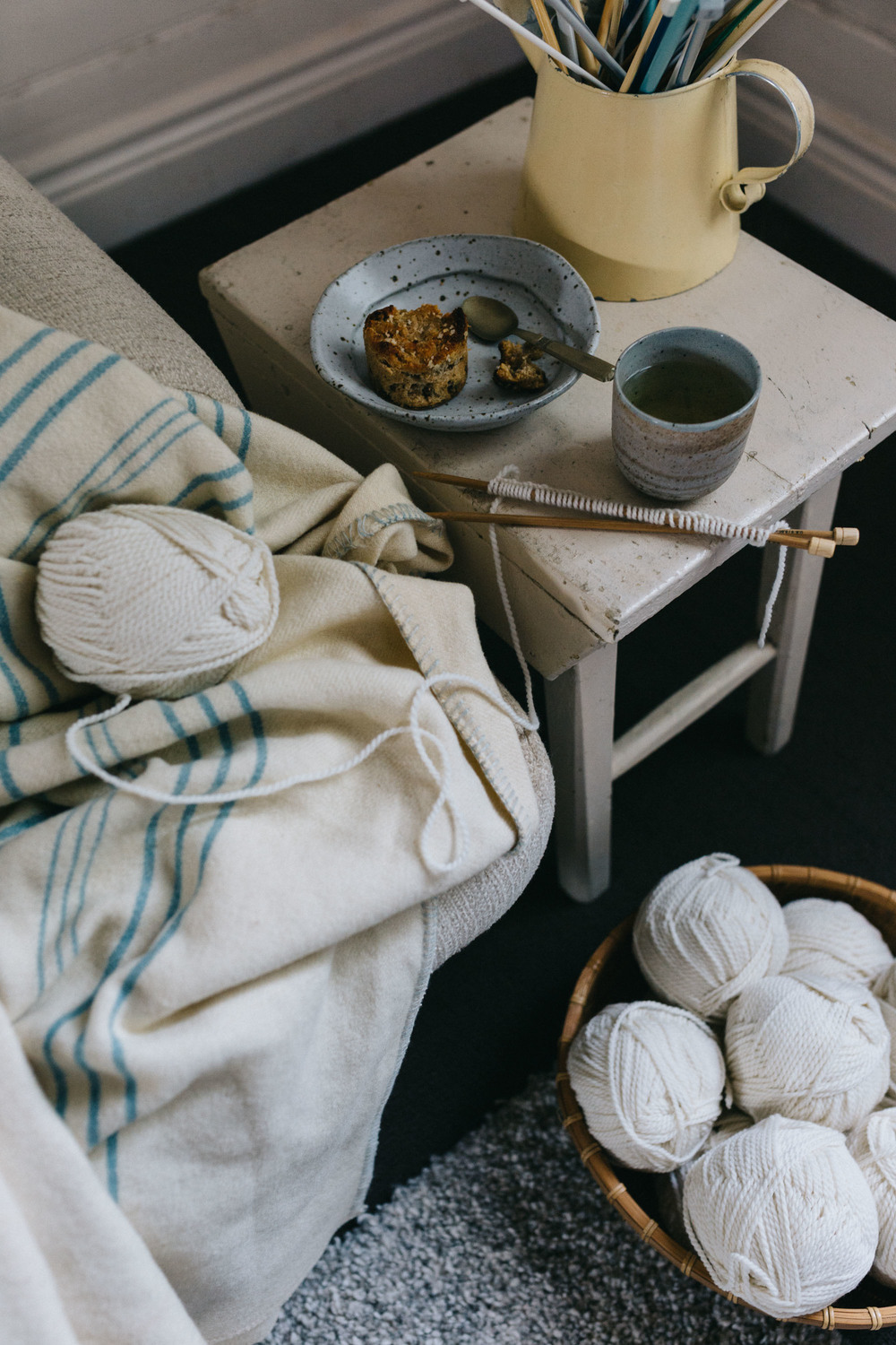 Marnie Hawson, Melbourne lifestyle photographer for Wool Days