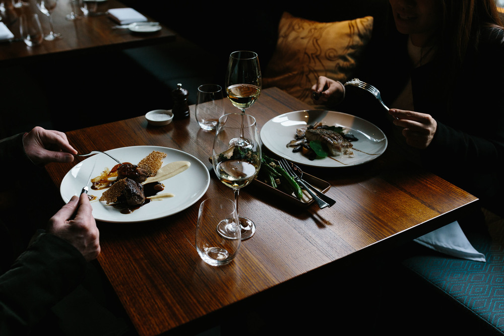 Marnie Hawson, Melbourne food photographer for OpenTable and Meat, Fish, Wine at QV