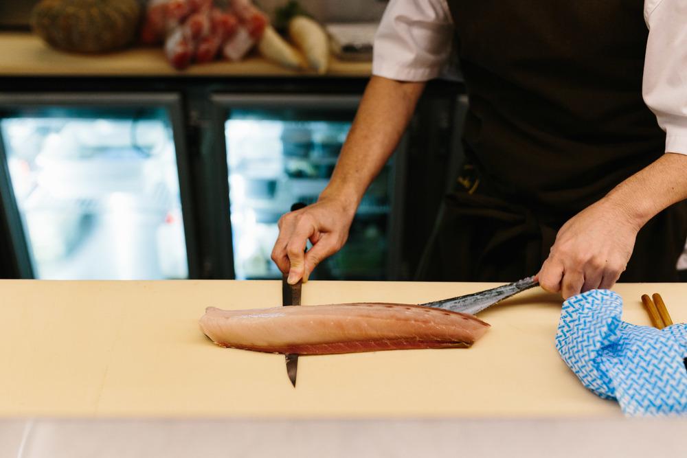 Marnie Hawson, Melbourne food photographer for OpenTable and Sake, Flinders Lane Melbourne