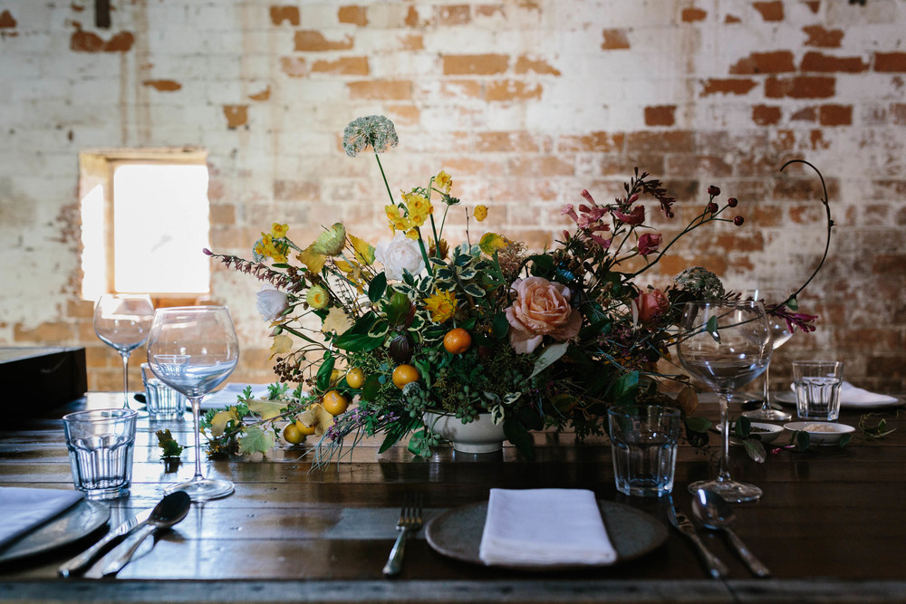 Marnie Hawson, Melbourne lifestyle photographer for A Plot in Common and The Old Girl brick barn, Lauriston (Tash and Ben Shoo)