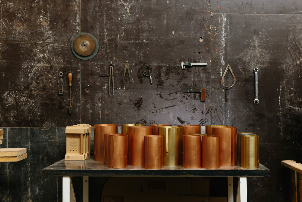Marnie Hawson, Melbourne lifestyle photographer for Grafa Garden (copper gardening tools)