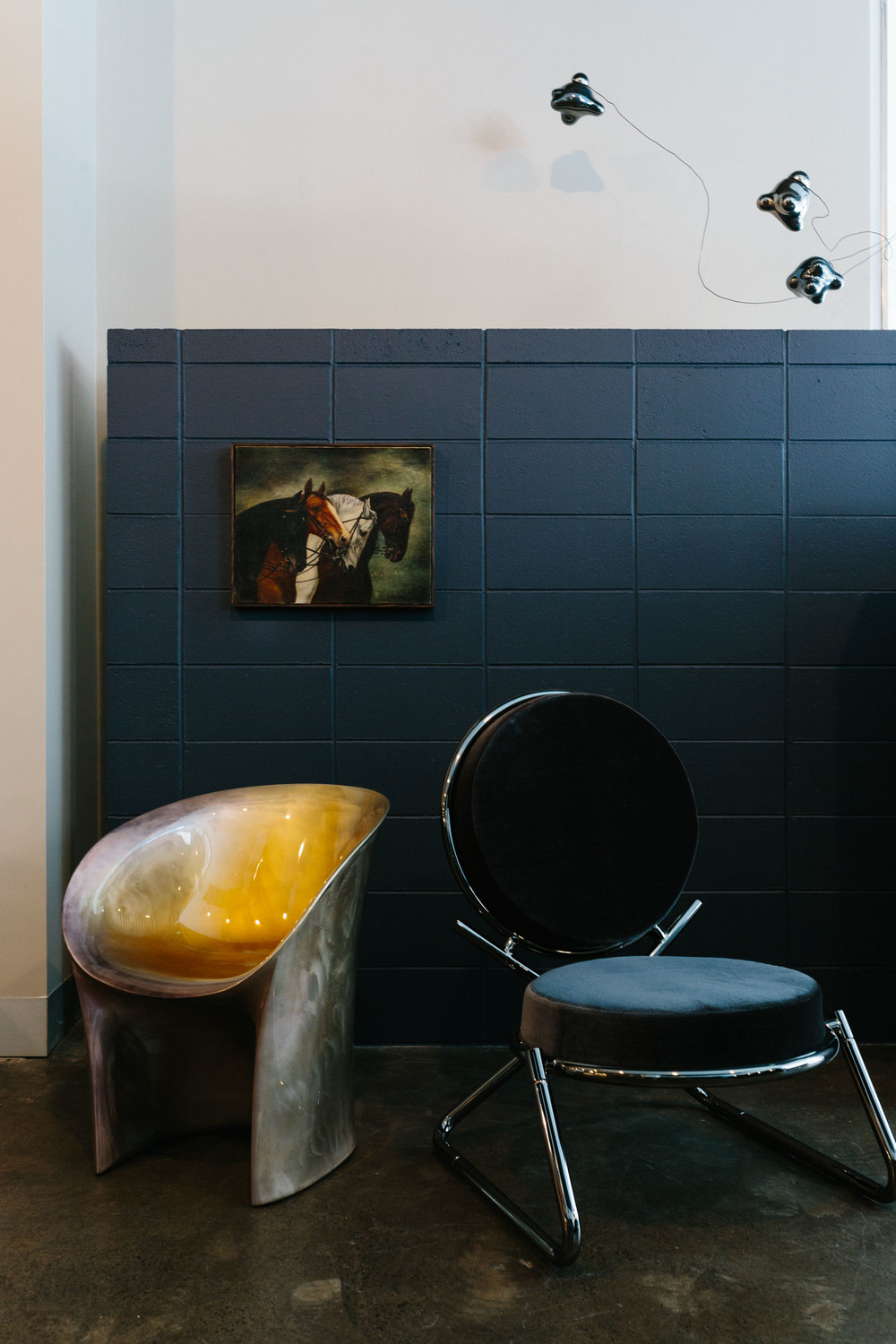 Marnie Hawson, Melbourne interior photographer for Hub Furniture, Exhibition Street Melbourne