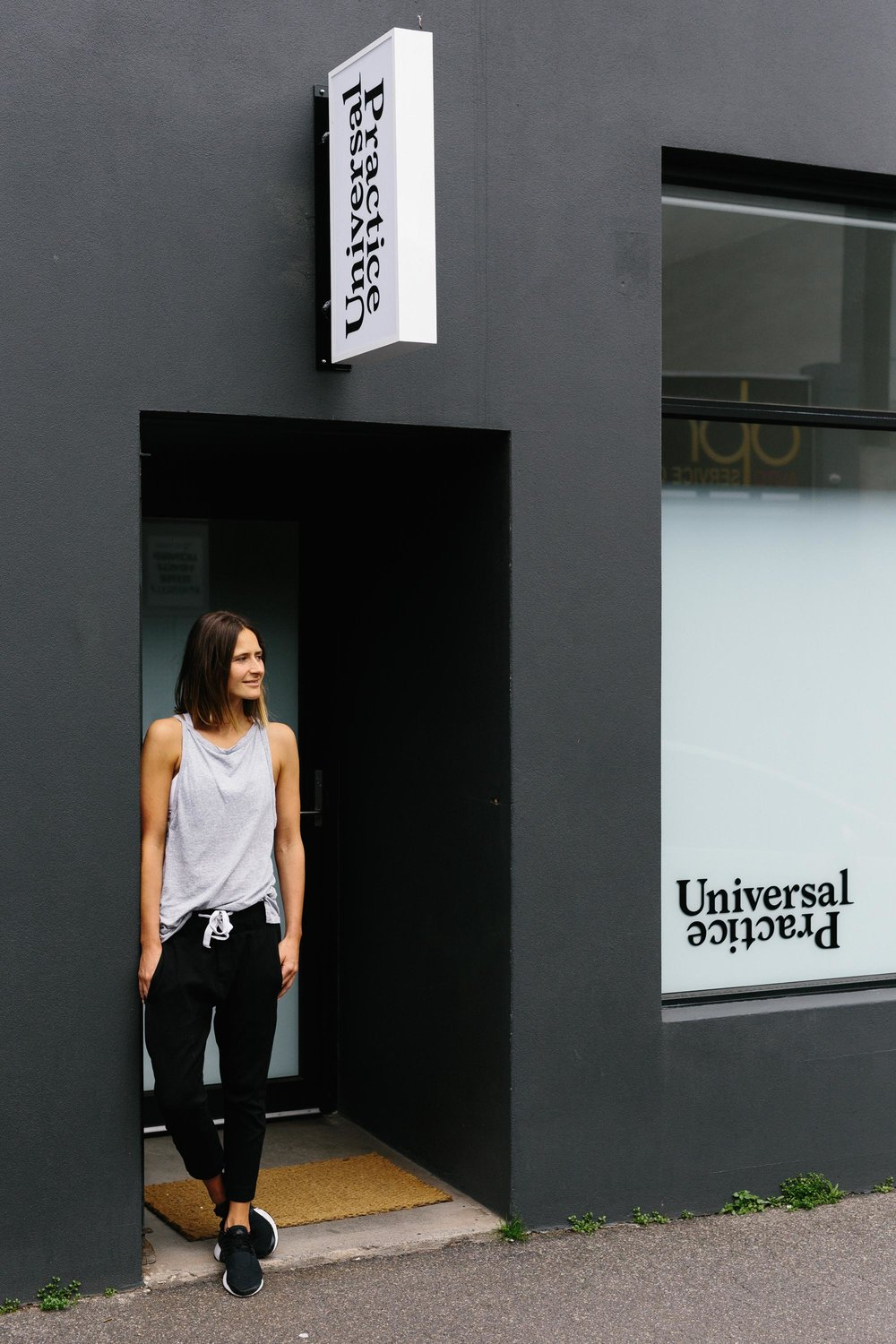 Marnie Hawson, Melbourne lifestyle photographer, for Universal Practice in Richmond