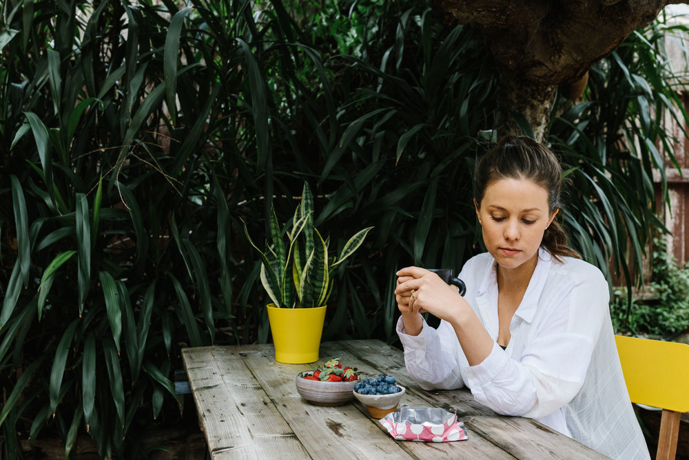 Marnie Hawson, Melbourne lifestyle photographer for Narayani Wellness Medical