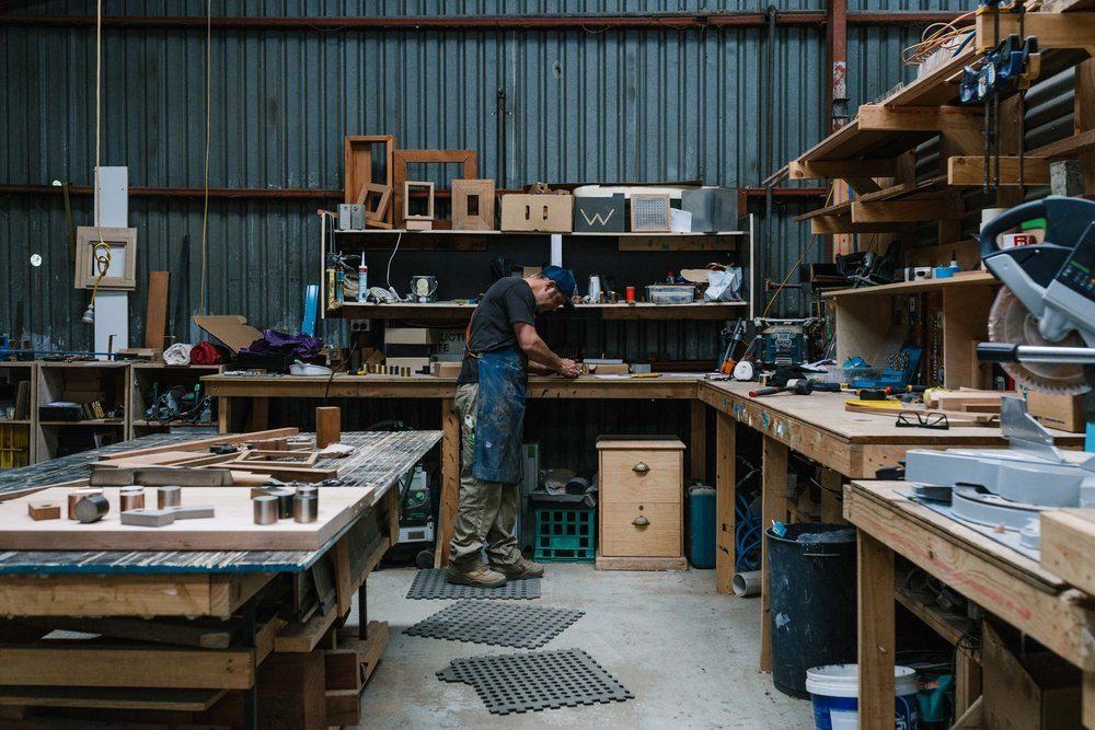 Wood Melbourne for The Design Files (photo: Marnie Hawson)
