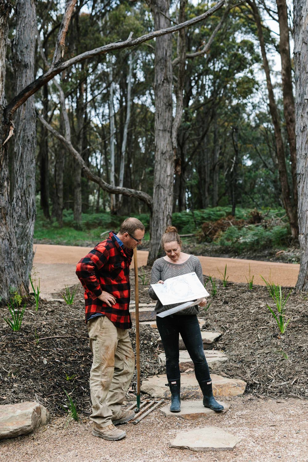 Marnie Hawson, Melbourne lifestyle photographer, for Kathleen Murphy Landscape Design, Macedon Ranges