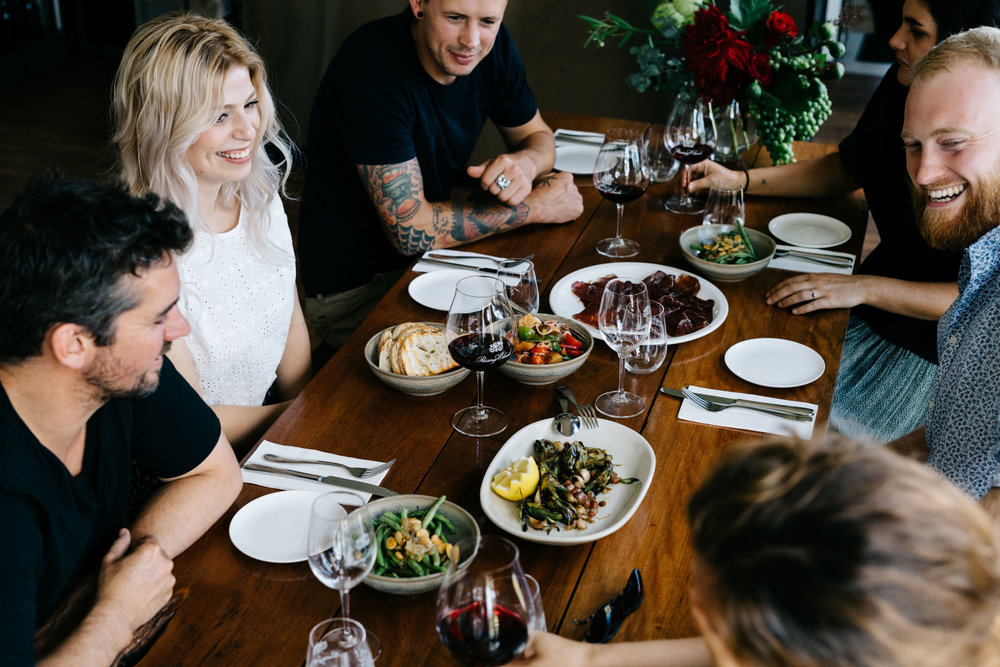 Marnie Hawson, Melbourne food photographer for Passing Clouds Winery, Musk