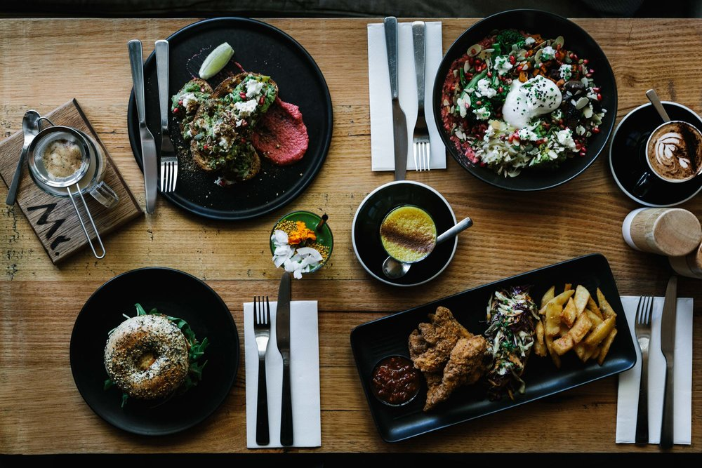 Marnie Hawson, Melbourne food photographer for Mr Cafe, Macedon