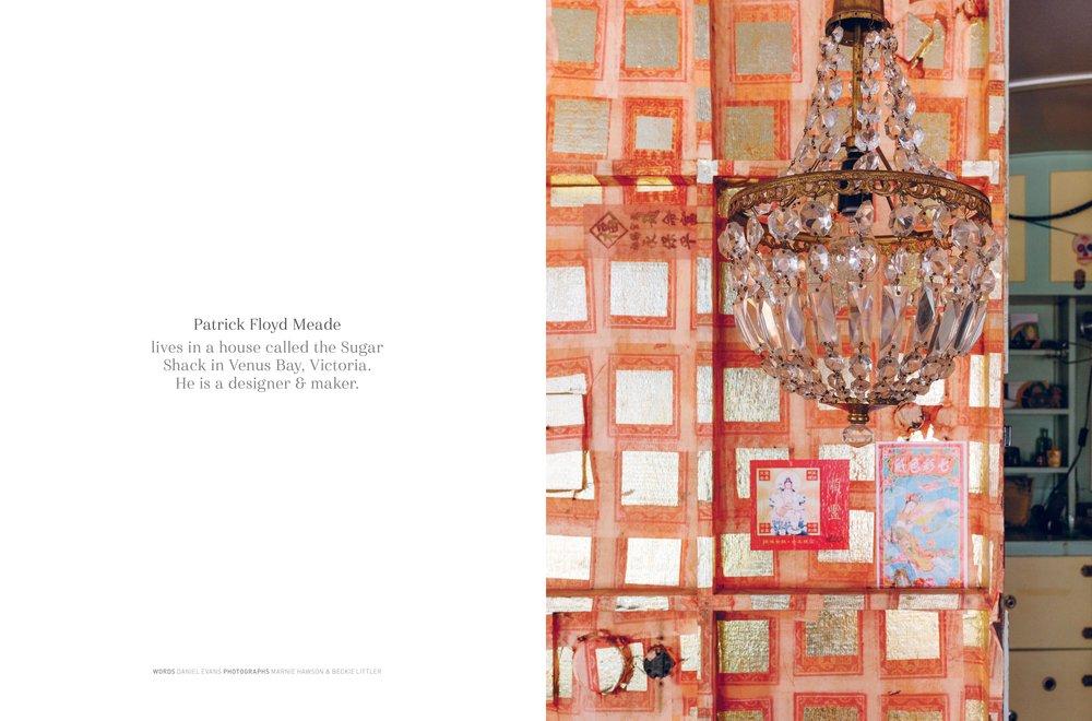 Marnie Hawson for the Sugar Shack, Frankie Spaces Volume 4