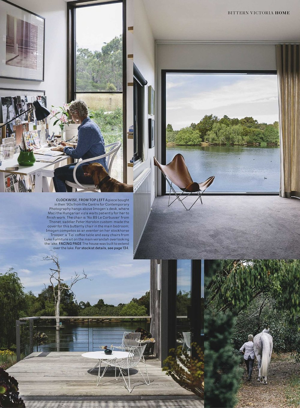 Marnie Hawson, Melbourne interior photographer for Country Style magazine and Imogen Tutton