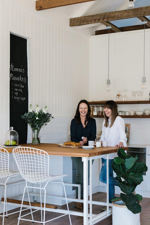 Kathy + Kirstie Penton, Meringandan QLD for Country Style magazine