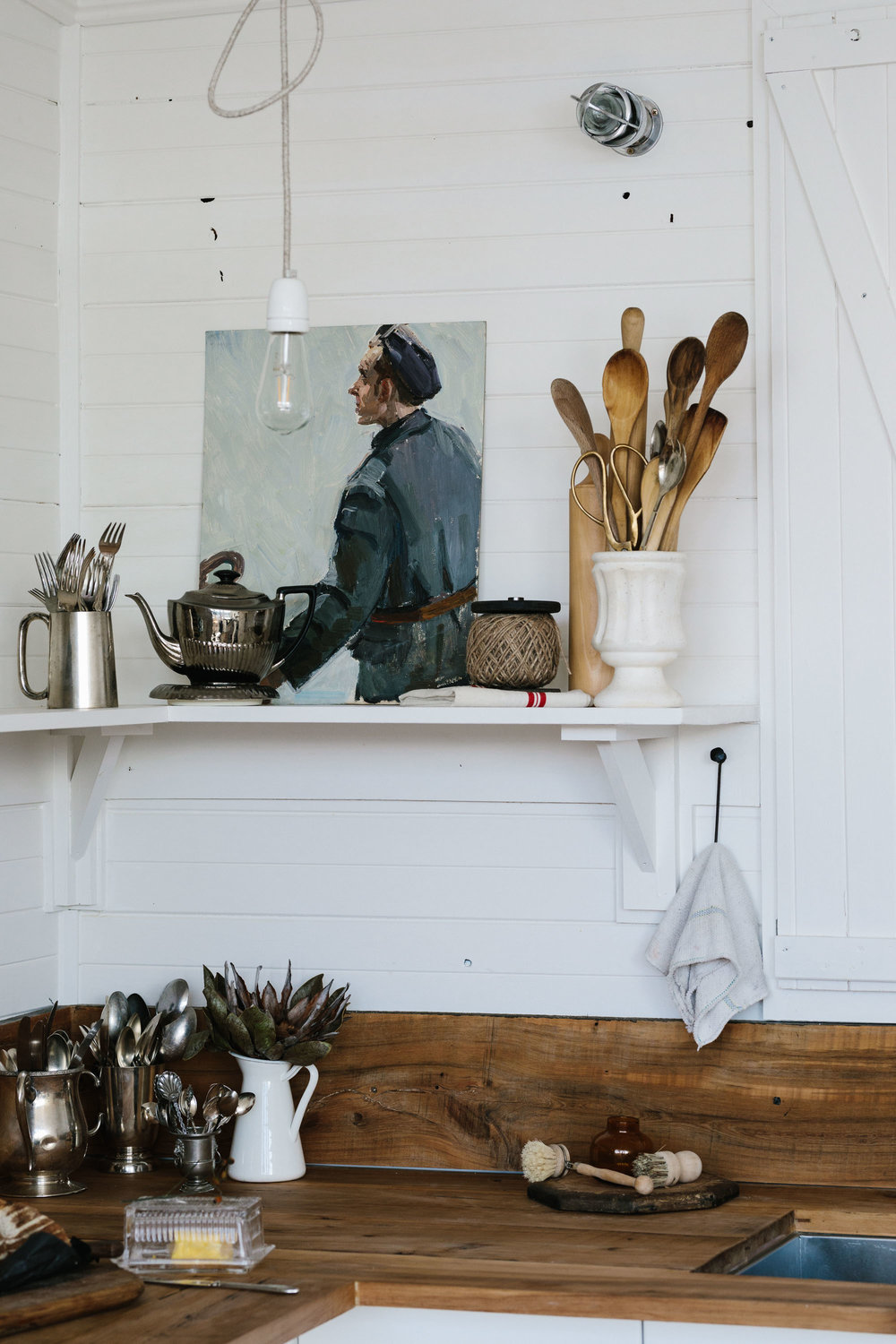 Marnie Hawson, Melbourne interior and lifestyle photography, for Captain's Rest (Strahan, Tasmania) and Country Style magazine
