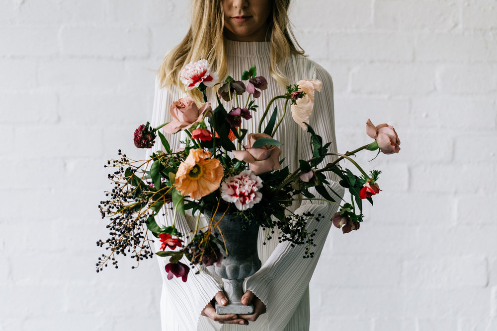 Marnie Hawson, Melbourne lifestyle photographer for Clover Flower Co, Seddon