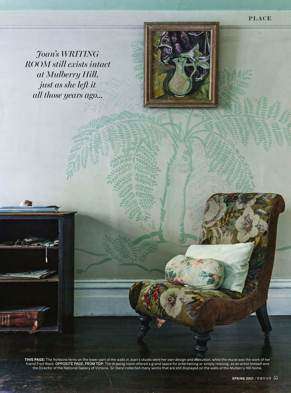 Marnie Hawson, Melbourne lifestyle photographer for Trust magazine, Issue 3 (Mulberry Hill, Victoria)