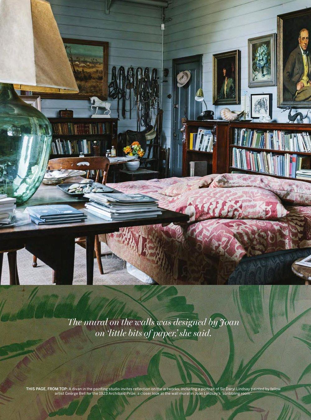 Marnie Hawson, Melbourne interior photographer for Trust magazine, Issue 3 (Mulberry Hill, Victoria)
