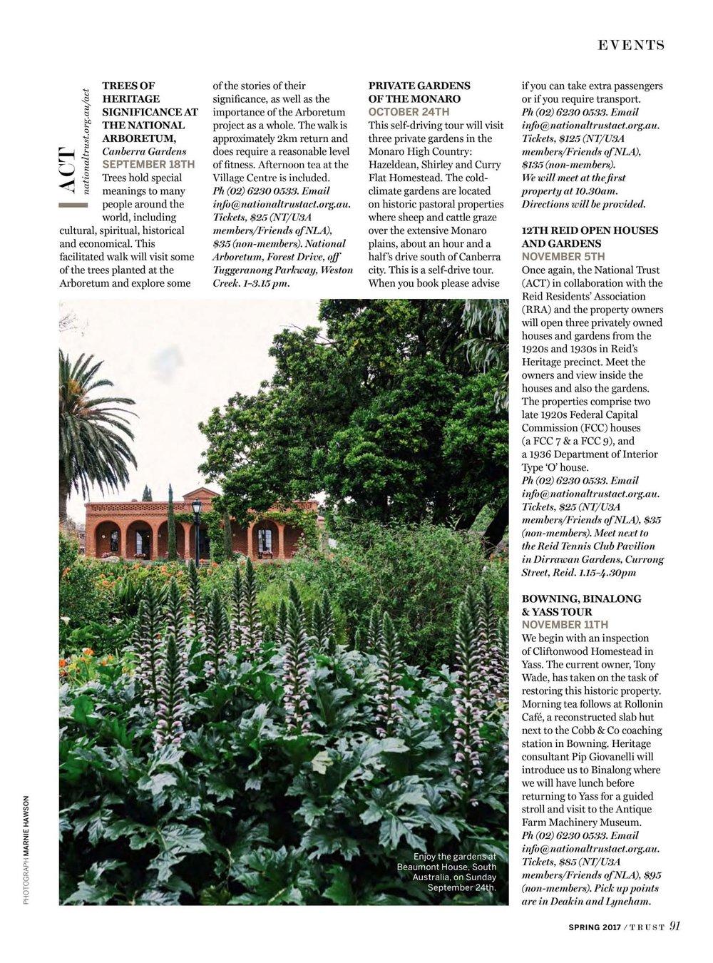 Marnie Hawson, Melbourne lifestyle photographer for Trust magazine, Issue 3