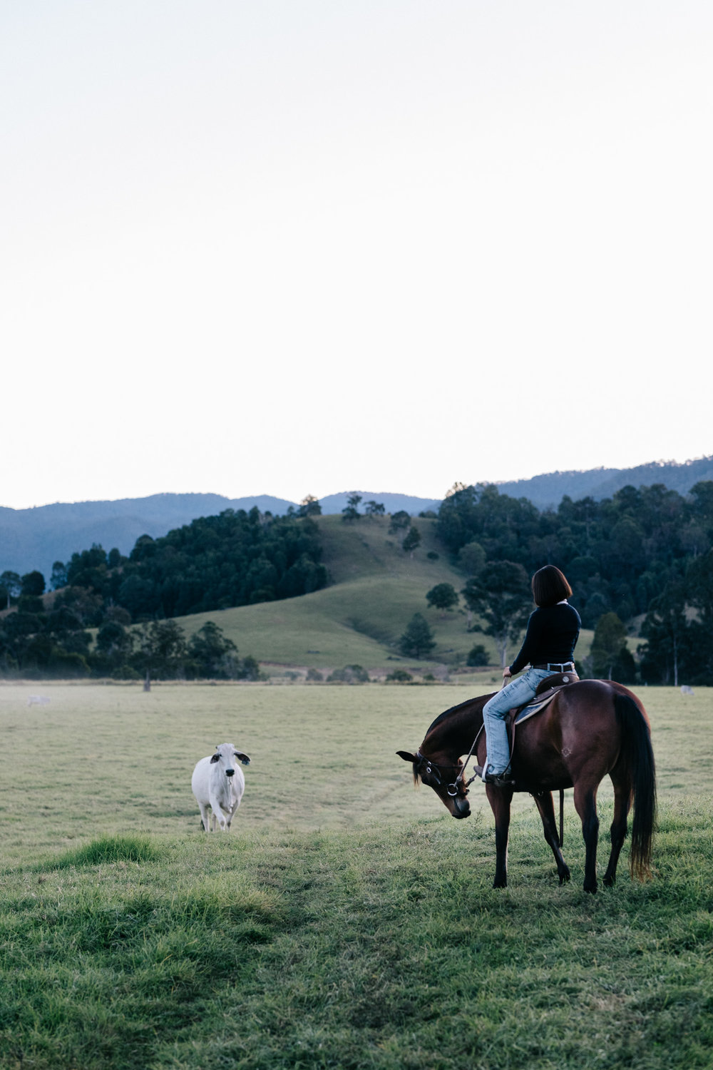 Marnie Hawson, Melbourne interior photographer, for Country Style magazine: Maree Duncombe and Conondale Station, QLD
