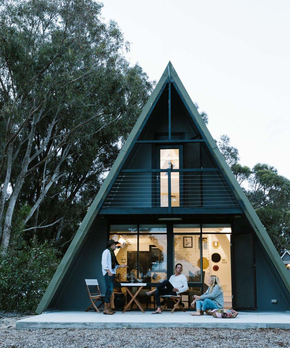 Marnie Hawson, Melbourne travel photographer for Esperance Chalet Village