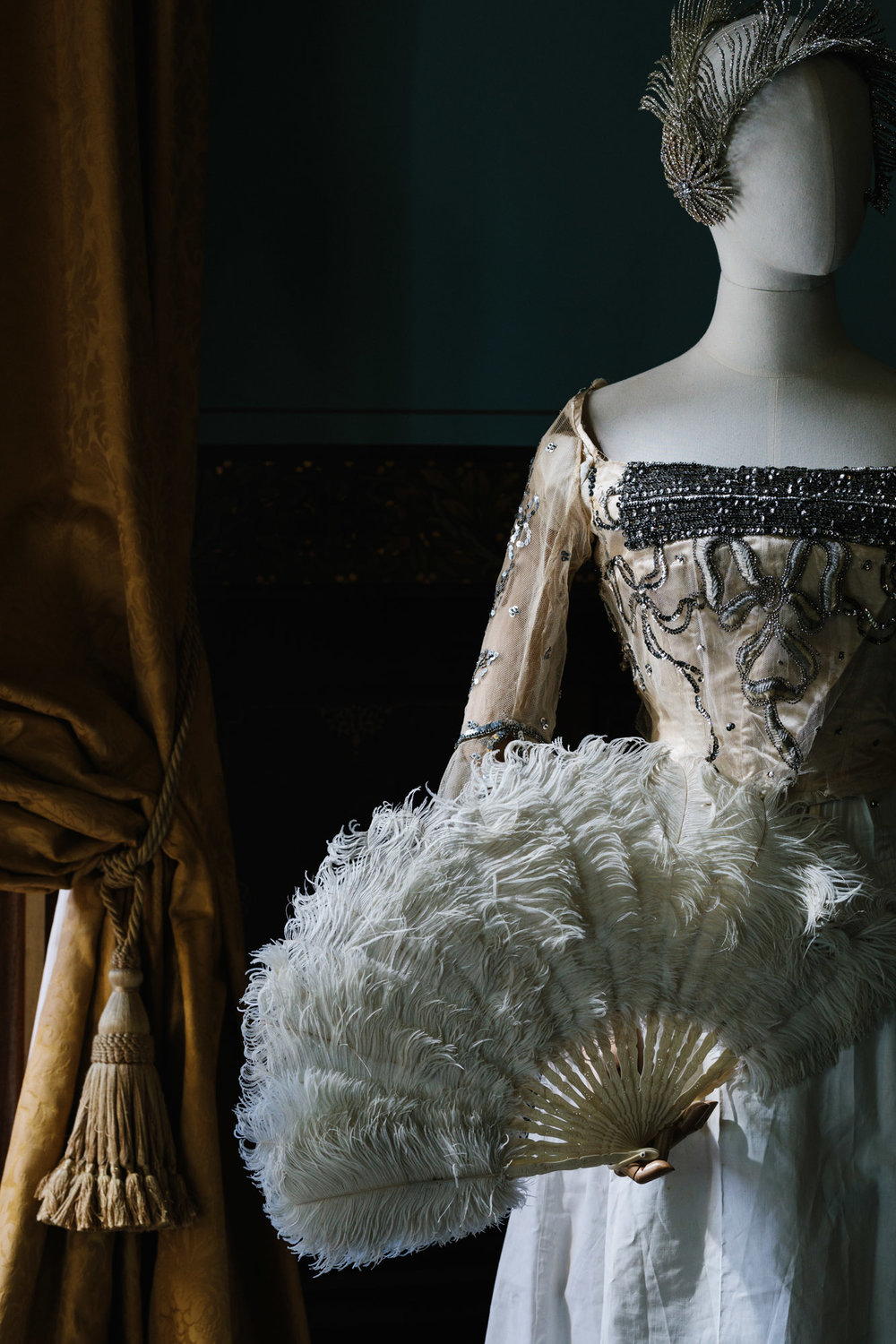 Marnie Hawson, Melbourne lifestyle photography, for costume curators Marion Boyce and Dr Jill Mackenzie (The National Trust)