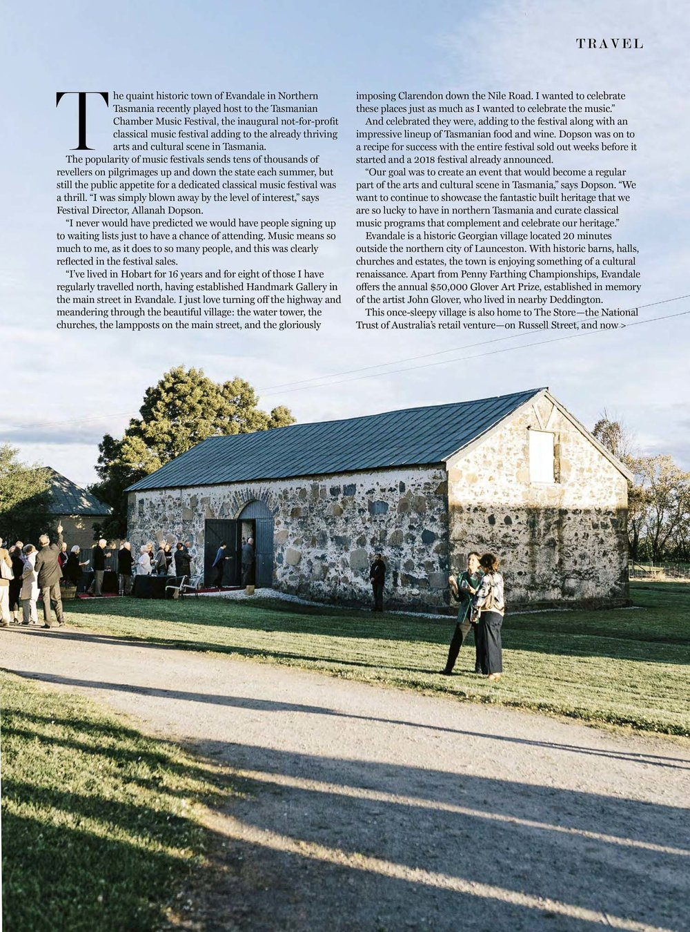 Marnie Hawson, Melbourne lifestyle photography, for Clarendon House, Tasmania and The National Trust