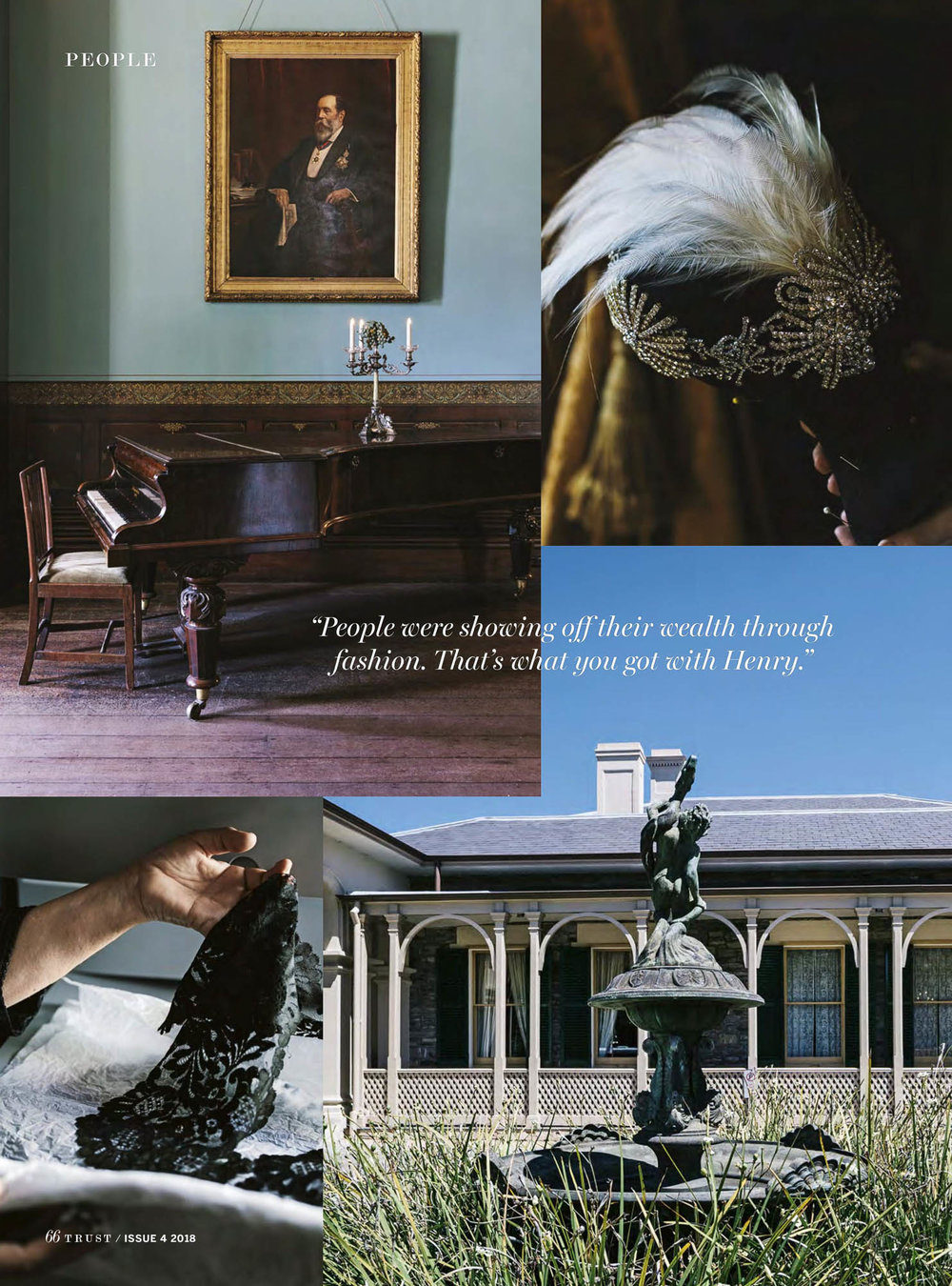 Marnie Hawson, Melbourne lifestyle photography, for Ayers House, Adelaide and The National Trust, with Marion Boyce, costume designer