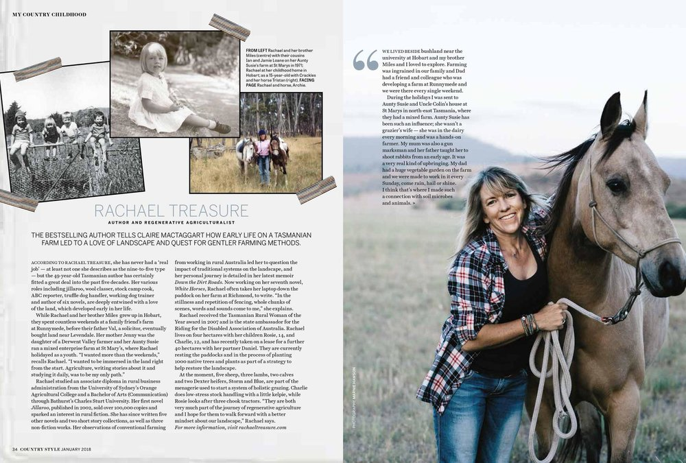 Marnie Hawson, Melbourne lifestyle photography for Rachel Treasure and Country Style magazine