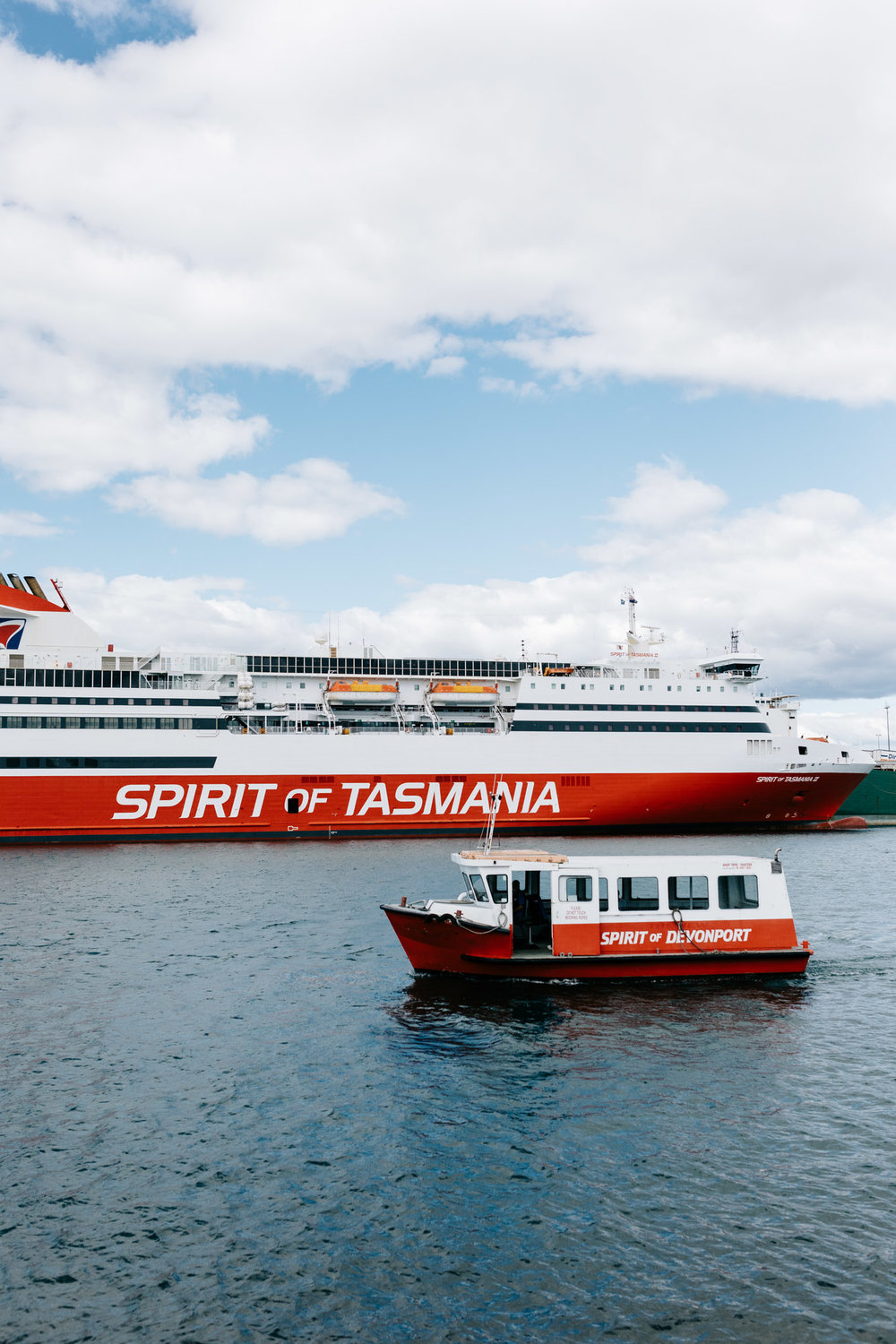 Marnie Hawson, Melbourne travel photographer for Spirit of Tasmania, Devonport, TAS and Country Style