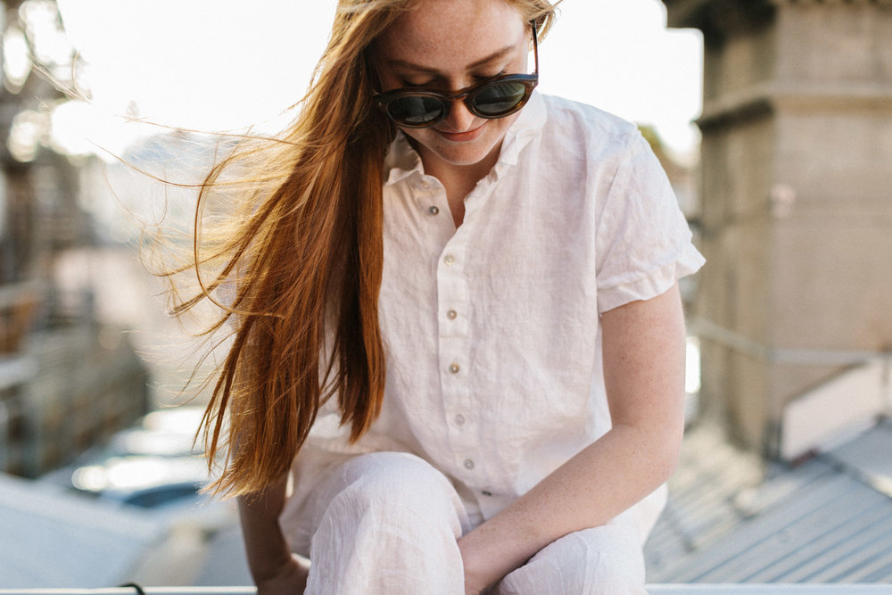 Marnie Hawson, Melbourne ethical fashion photographer for Metta Melbourne SS19