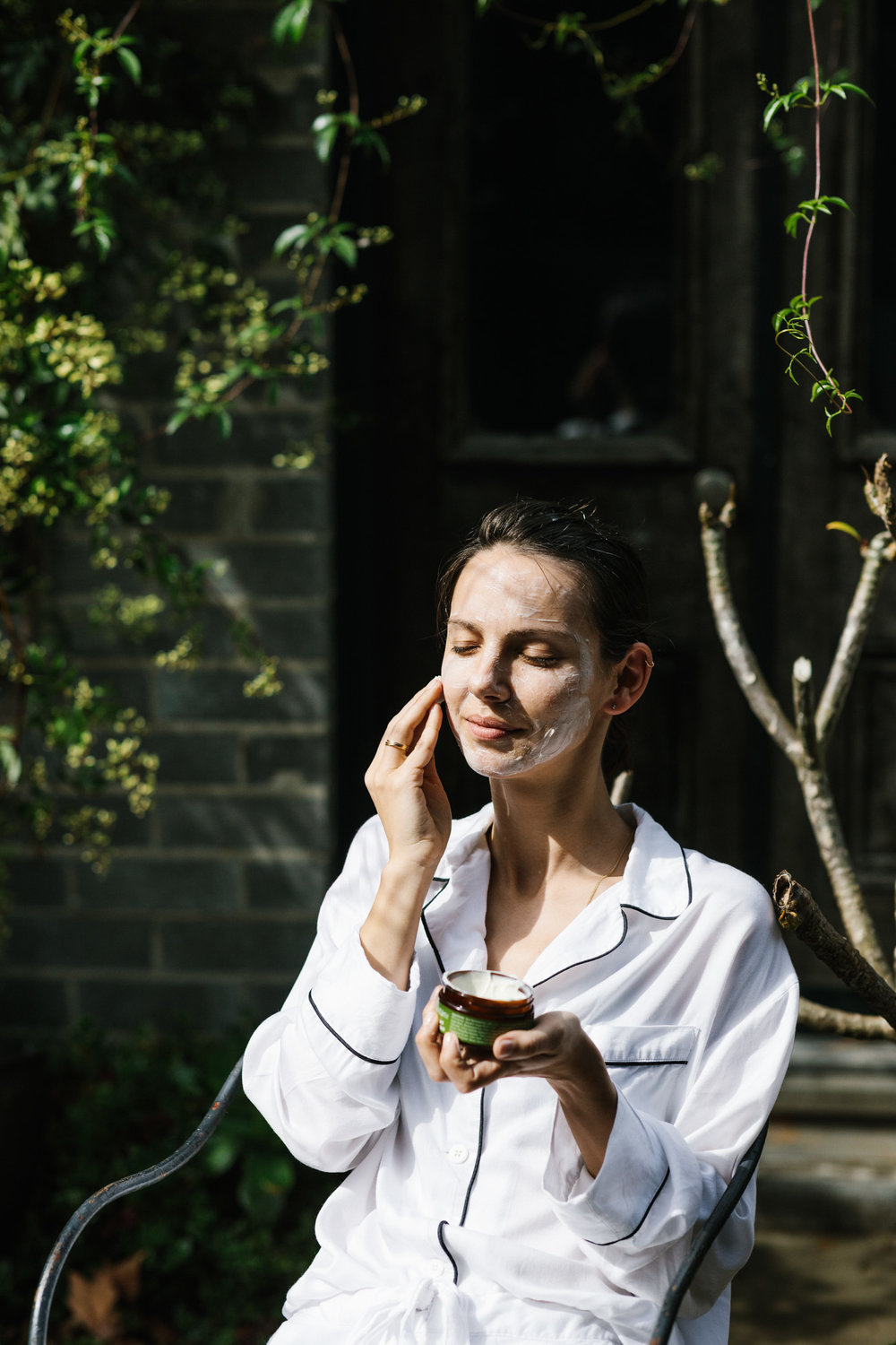 Marnie Hawson, Melbourne ethical photographer for Botani - natural skincare made in Melbourne
