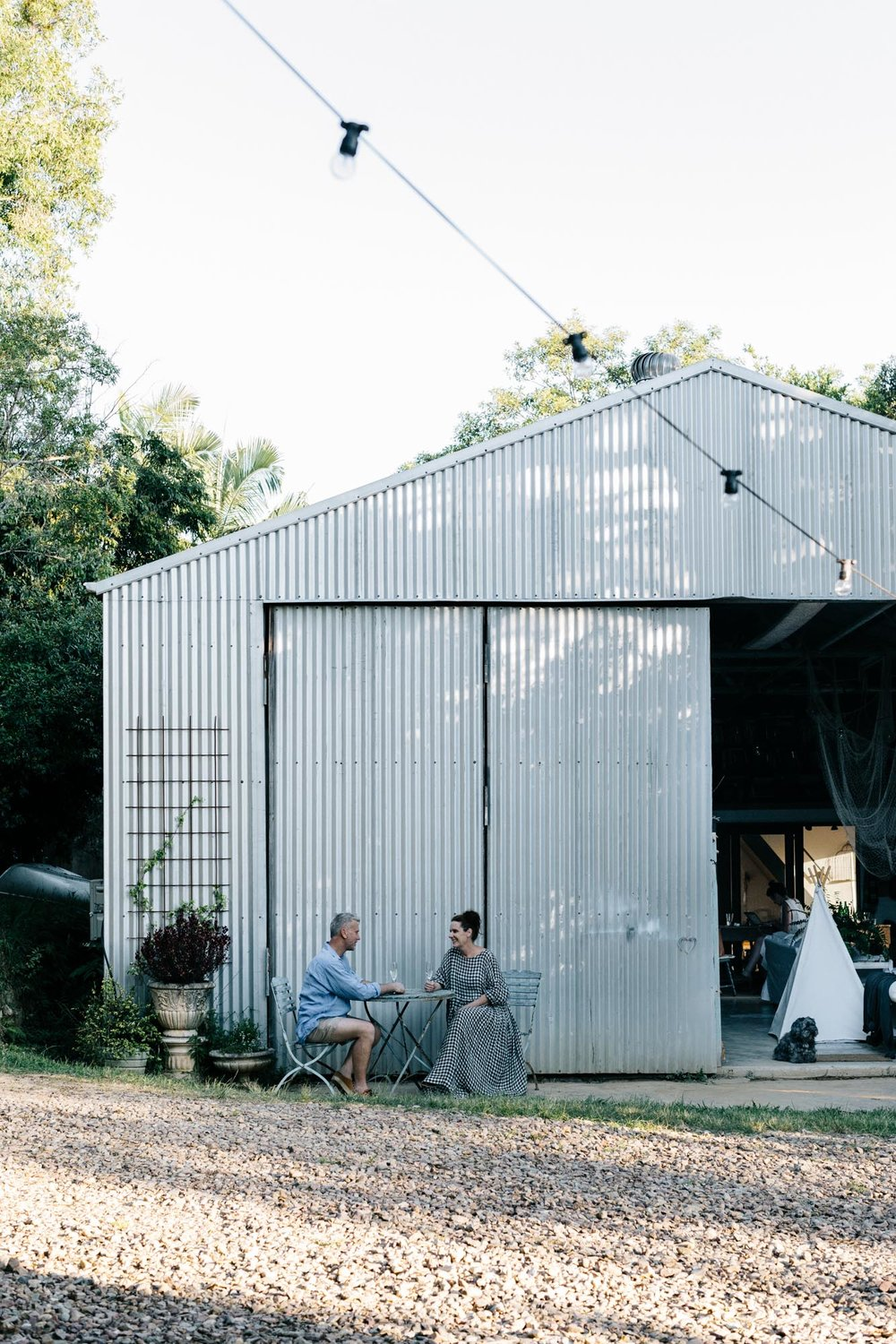Marnie Hawson, Melbourne interior photographer for Country Style and Lisa Williment, Black Mountain QLD