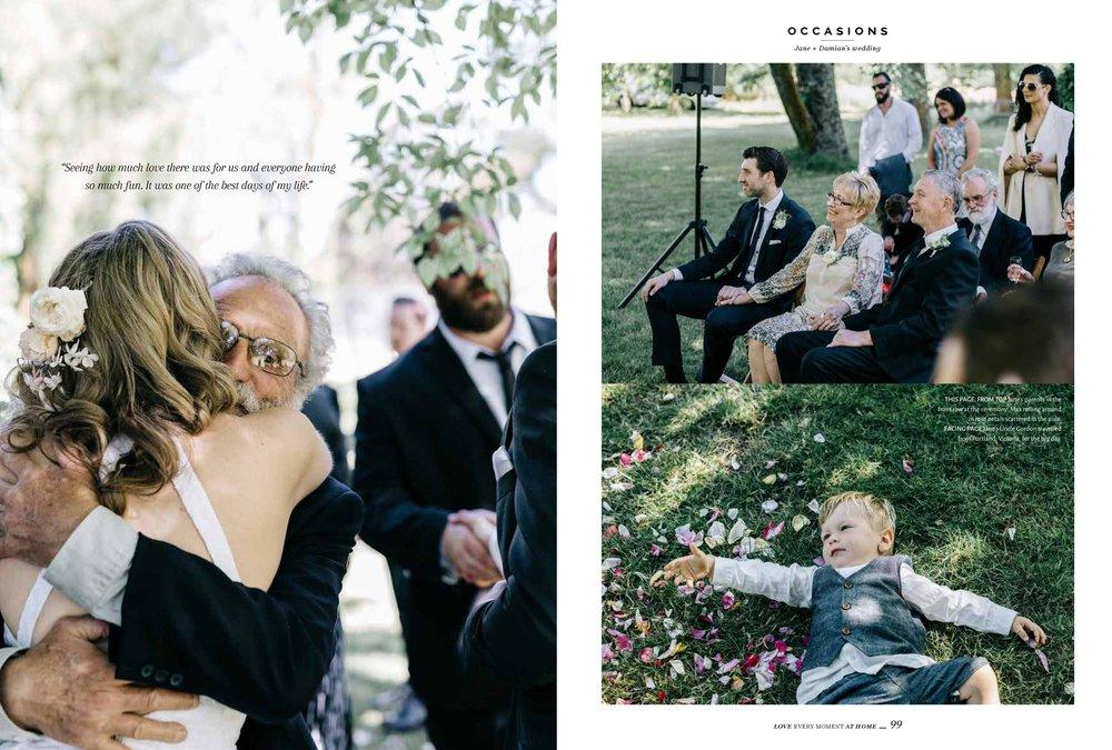 Marnie Hawson, Melbourne lifestyle photographer for Homelife magazine
