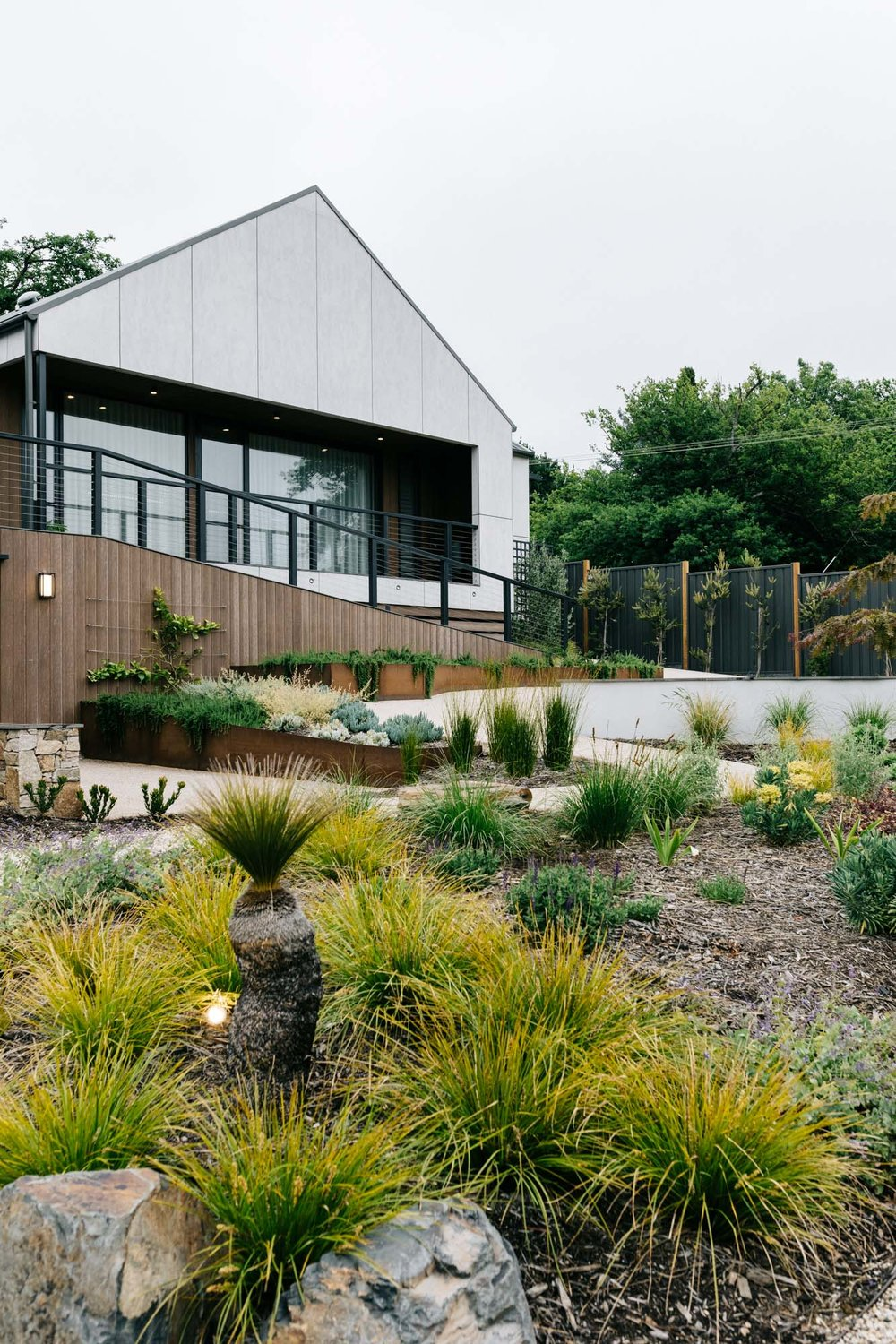 Kathleen Murphy Landscape Design - Gisborne VIC. Photography by Melbourne lifestyle photographer Marnie Hawson.