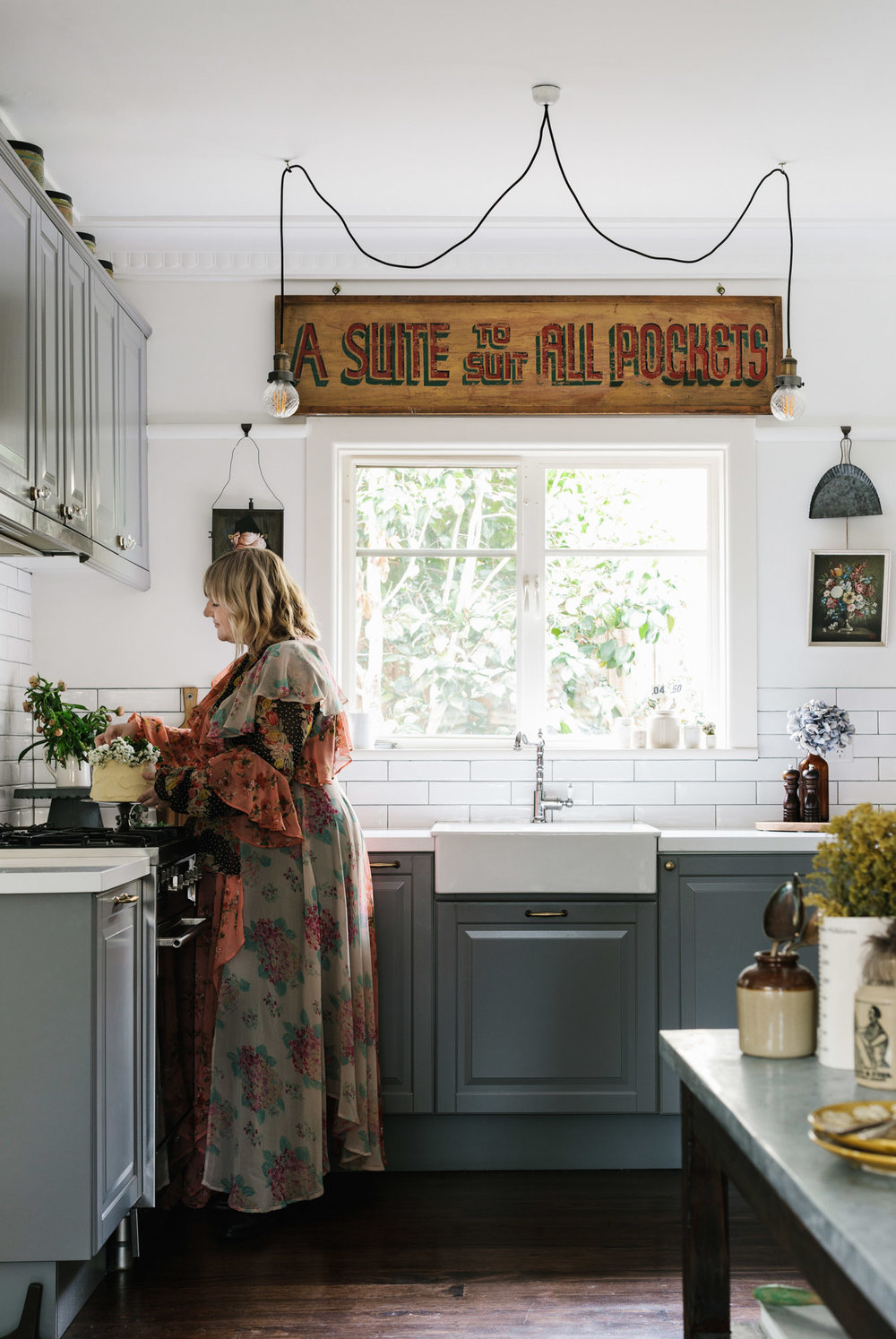 Maj and the Half-Done House. Photography by Marnie Hawson, styling by Sarah Andrews