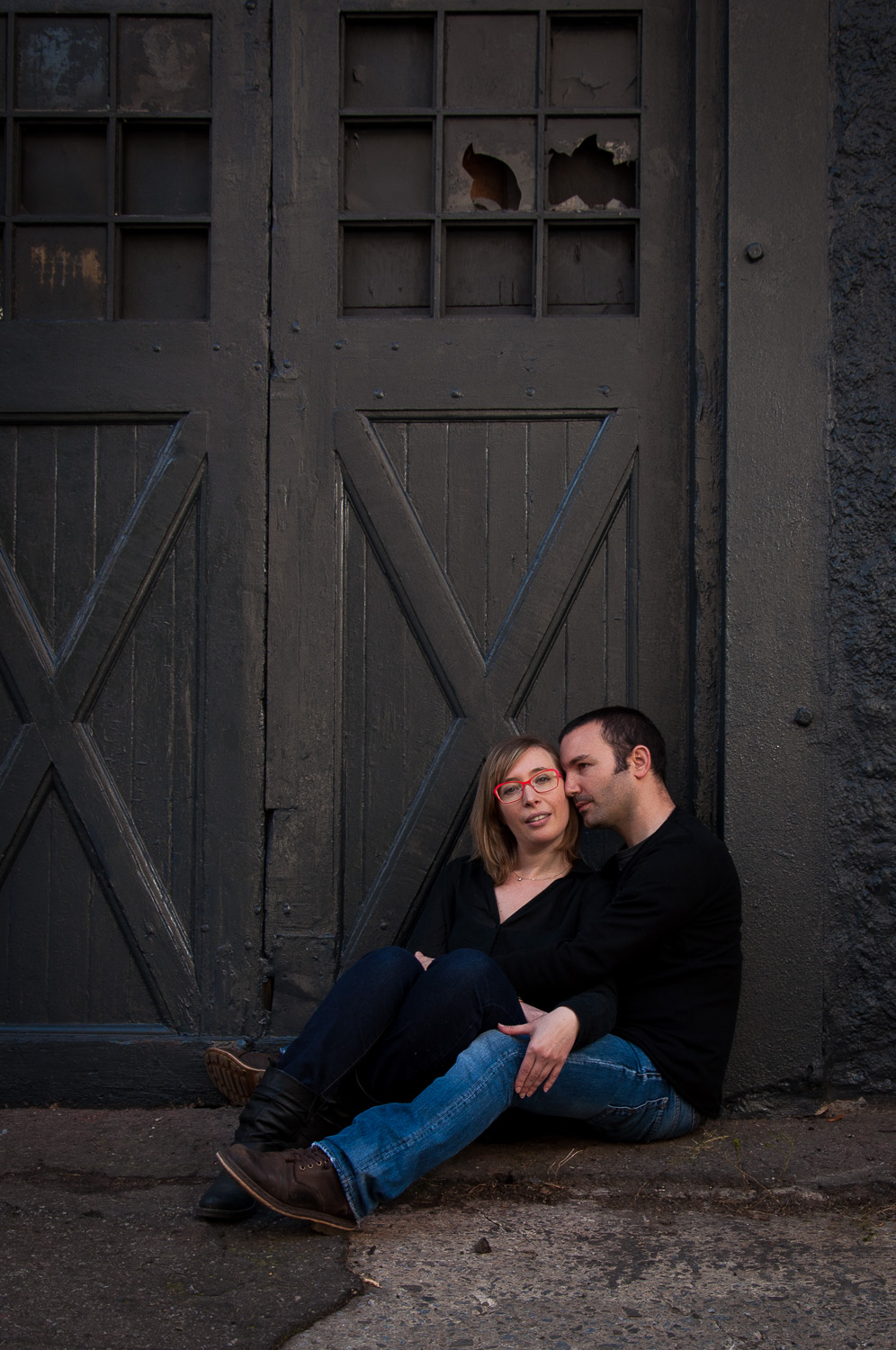 Photographe Portrait couple Mascouche Terrebonne