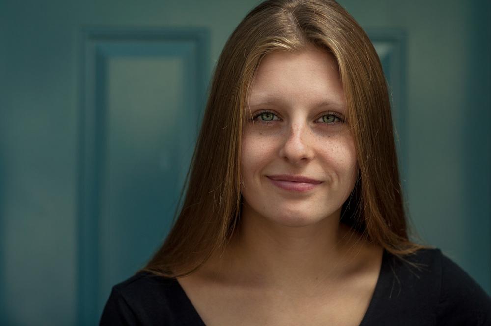 Portrait de Janik